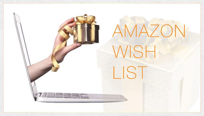 Подарки с Amazon от поклонников