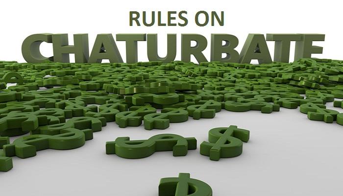 Правила для моделей на Chaturbate