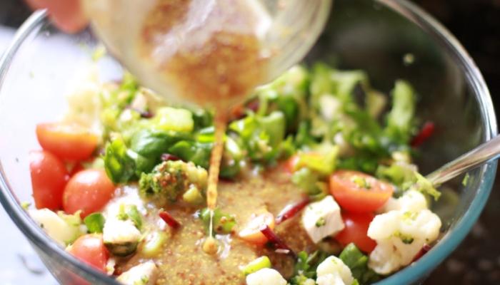 Низкокалорийные блюда для лета