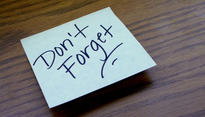 Вспомнить все: борьба с забывчивостью