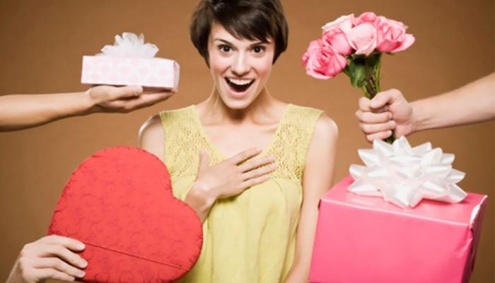 Женские подарки и мужская логика